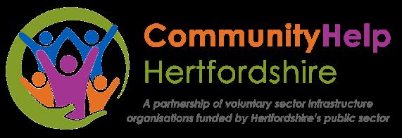 Community Help Hertfordshire logo